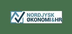 nordjysk økonomi og hr logo