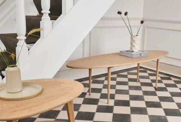 Intarsia Furniture